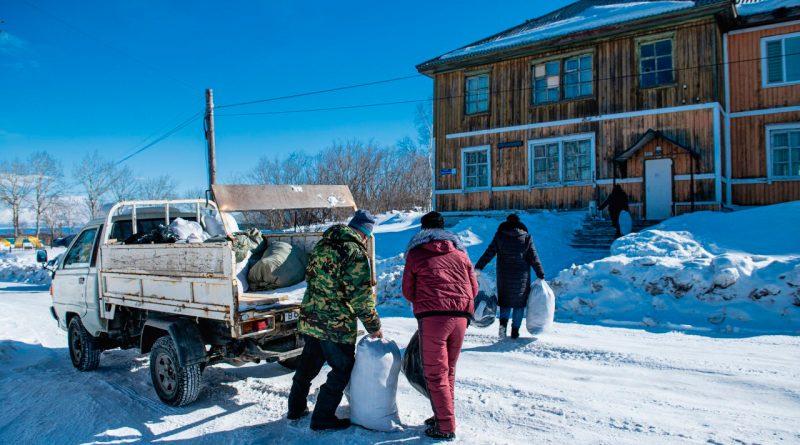 Социальный десант. Усть-Камчатский район